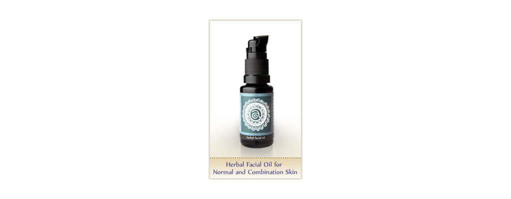 Annmarie Gianni Reviews: Herbal Facial Oil for Normal and Combination Skin