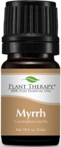 anti wrinkle essential oils myrrh plant therapy