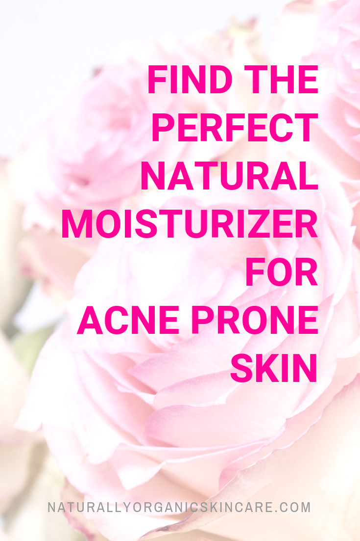 Best Natural Moisturizer For Dry Acne Prone Skin